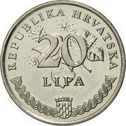 20 Lipa (FAO) – reverse