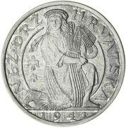 2 Kuna (Pattern; aluminum) – obverse
