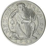 2 Kuna (Pattern; nickel) – obverse
