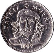 3 Pesos (Che Guevara) -  reverse