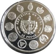 10 Pesos (Santisima Trinidad) -  obverse