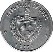 1 Peso (Caridad del Cobre) -  obverse