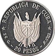 20 Peso (Ignacio Agramonte) -  obverse