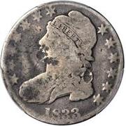 50 Centavos (Countermarked) – reverse