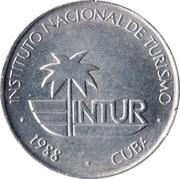 5 Centavos (INTUR) -  obverse