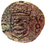 8 Reales (Siege Coinage) – obverse
