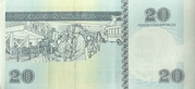 20 Pesos Convertibles – reverse