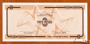"3 Pesos ""D"" (Foreign Exchange Certificate-Narrow ""D"") – reverse"