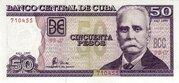 50 Pesos – obverse
