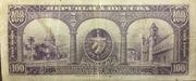 100 Pesos (Certificados de Plata) – reverse