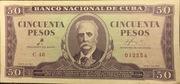 50 Pesos -  obverse