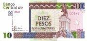 10 Pesos Convertibles -  obverse