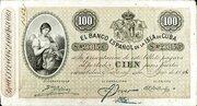 100 Pesos – obverse