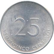 25 Centavos (INTUR) -  reverse