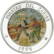 10 Pesos (Mary Read) -  obverse