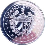 Souvenir Peso – obverse