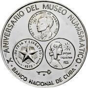 Medal - Numismatic Museum (Havana) – obverse
