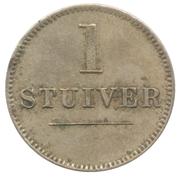 1 Stuiver (Leyba & Co.) – reverse