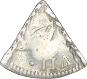 3 Reaal, 18 Stuiver (countermarked 3) – obverse