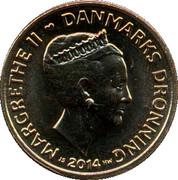 20 Kroner - Margrethe II (5th portrait) -  obverse