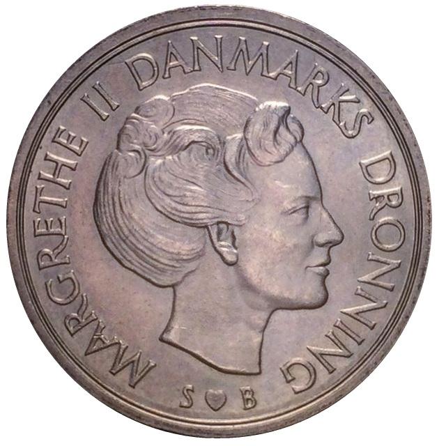 5 Kroner - Margrethe II - Denmark – Numista