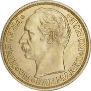 10 Kroner - Frederik VIII -  obverse