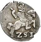 2 Skilling Lybsk - Christian IV (Wire money) – obverse