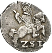 2 Skilling Lybsk - Christian IV (Wire money) – obverse