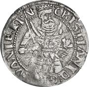 2 Skilling - Christian III (Copenhagen mint) – obverse