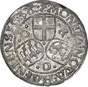 2 Skilling - Christian III (Copenhagen mint) – reverse
