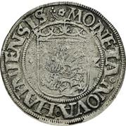 8 Skilling / Halvmark - Frederik I (Copenhagen mint) – reverse