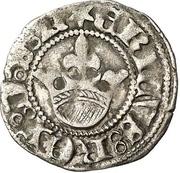 Sterling - Erik of Pommern (Naestved Mint) – obverse