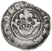 Gros - Erik of Pommern (Gurre mint) – obverse
