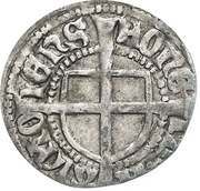 1 Hvid - Christian I (Malmo mint) – reverse
