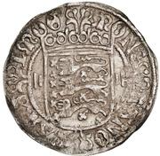 1 Skilling - Christian II (Malmo mint; type 1) – reverse