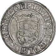 8 Skilling / Halvmark - Frederik I (Malmo mint) – reverse