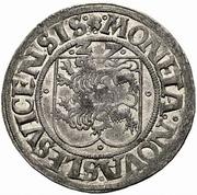 2 Schilling - Frederik I (Gottorp mint) – reverse