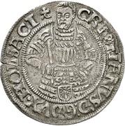 2 Schilling - Christian III (Gottorp mint) – obverse