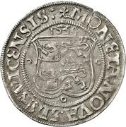 2 Schilling - Christian III (Gottorp mint) – reverse