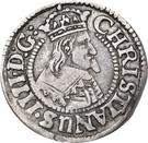 1/16 Reichs Thaler - Christian IV (type I) – obverse