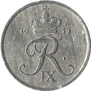 2 Øre - Frederik IX -  obverse