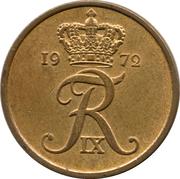 5 Øre - Frederik IX -  obverse