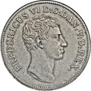 1 Speciedaler - Frederik VI – obverse