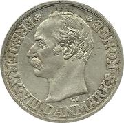 25 Øre - Frederik VIII -  obverse