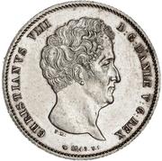 1 Rigsbankdaler / 30 Schilling Courant  - Christian VIII – obverse