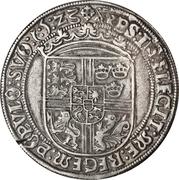 1 Sølvgylden - Christian II (Malmo Mint) – reverse