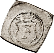 4 Skilling - Frederik II (Seven-Years War coinage) – obverse