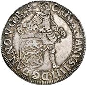 ½ Speciedaler - Christian IV – obverse