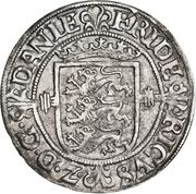 2 Skilling Dansk - Frederik II (Copenhagen mint) – obverse