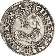 1/16 Reichs Thaler - Christian IV (Legend type II; bust type II) – obverse